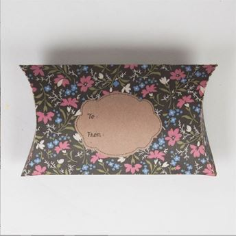 Picture of Caja regalo floral