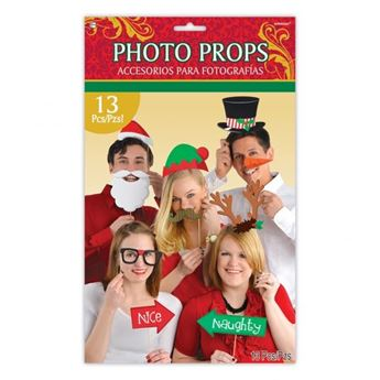 Imagens de Accesorios photocall palito Navidad (13)