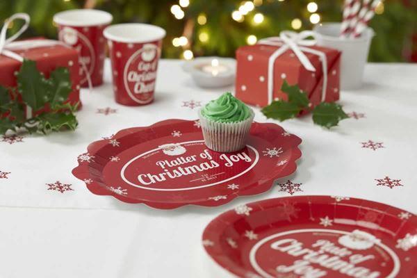 Comprar bandeja navidad retro 5 online al mejor precio for Bandejas de navidad