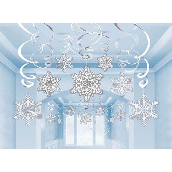 Imagen de Decorados espirales nieve (30)