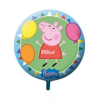 Picture of Globo círculo Peppa Pig