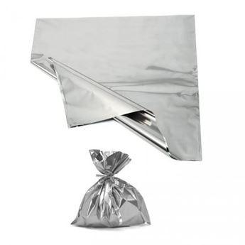 Picture of Bolsa para Cotillón plata