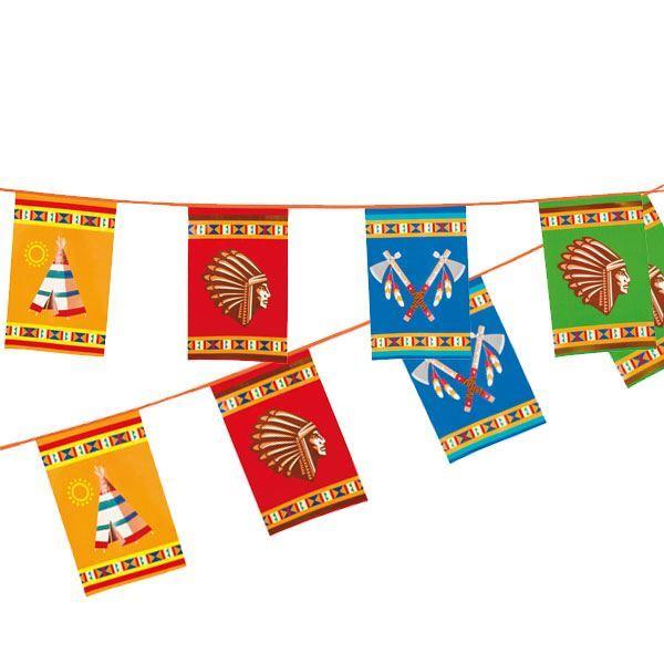 Imagens de Banderín indios 10m