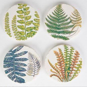 Imagens de Posavasos cerámica floral (4)