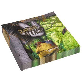 Imagen de Servilletas dinosaurio Jurásico (20)