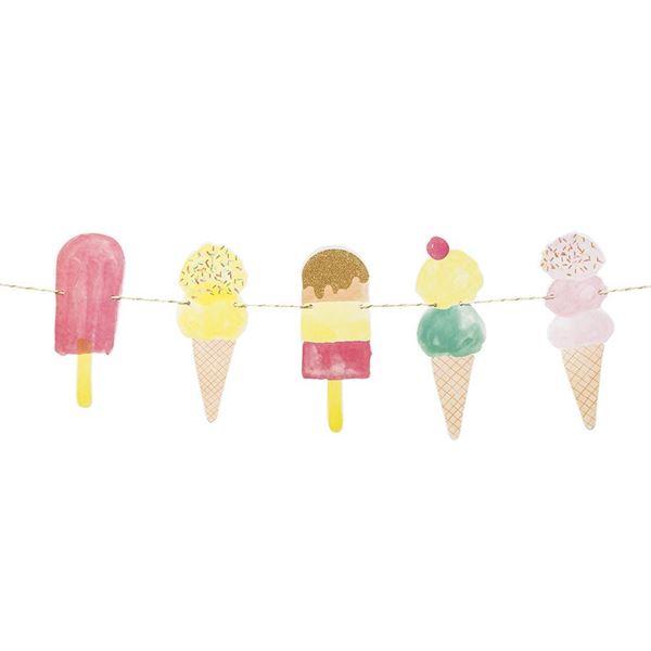 Imagen de Banderín helados 3mts
