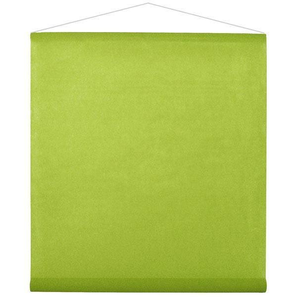 Imagen de Decoración tela verde claro 12m