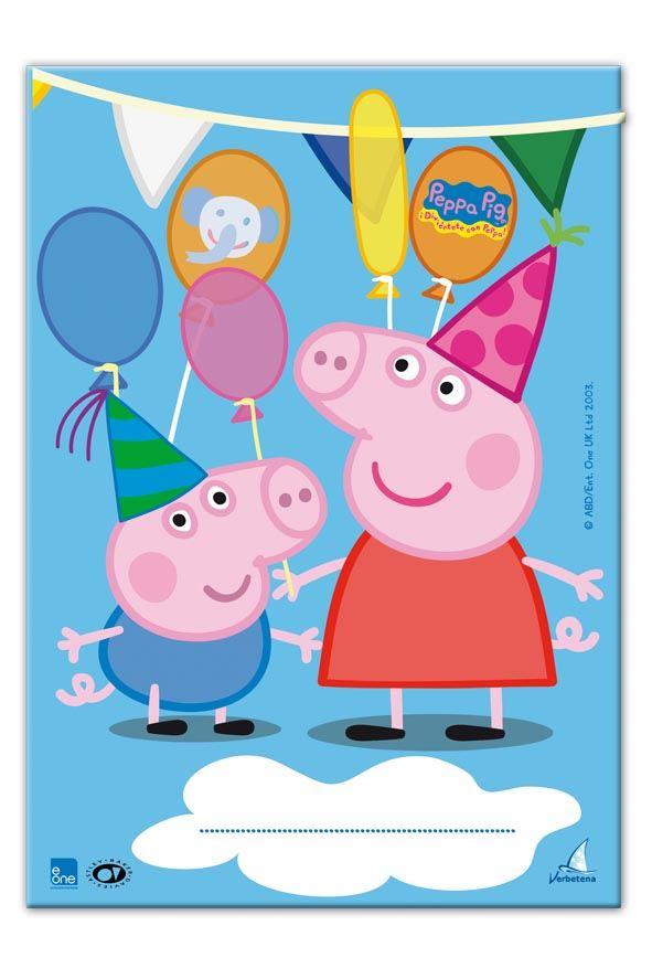 ec4f1d5b8 Bolsas Peppa Pig (10)✅ por sólo 2,80 €. Tienda Online. Envío en 24h ...