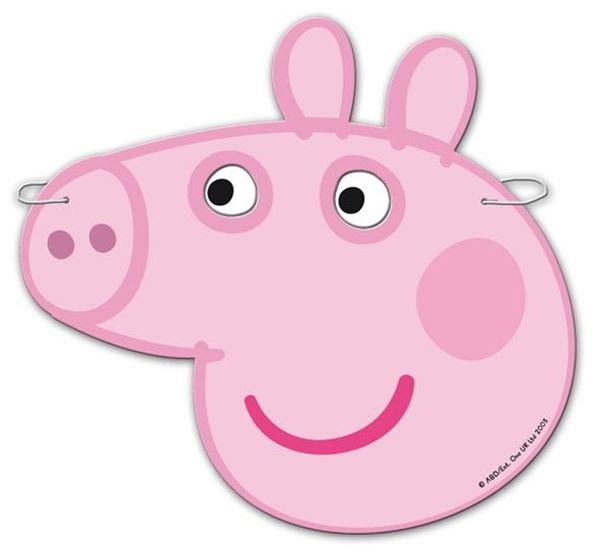 Picture of Caretas Peppa Pig (6)