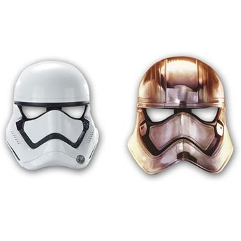 Picture of Caretas Star Wars Soldado Imperial (6)