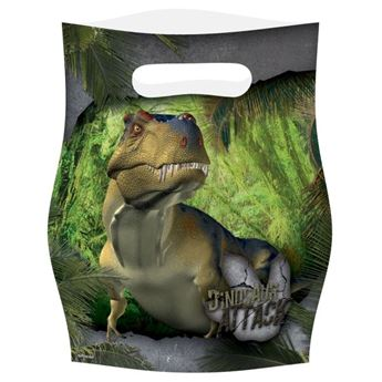 Imagen de Bolsas Dinosaurio Jurásico (8)