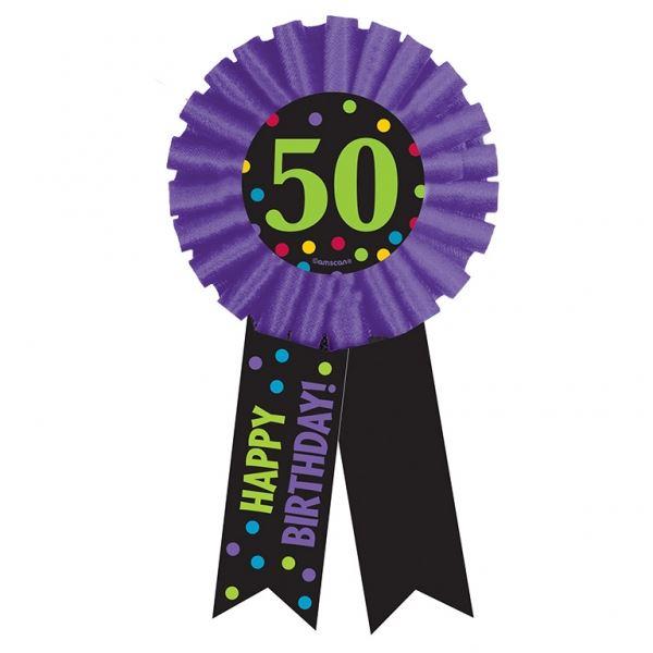 Comprar chapa 50 a os online env o en 24h fiestafacil for Decoracion con globos 50 anos