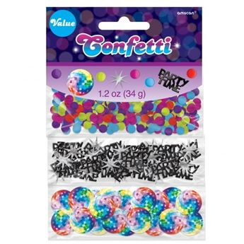 Picture of Confeti Disco maxi (34gr)