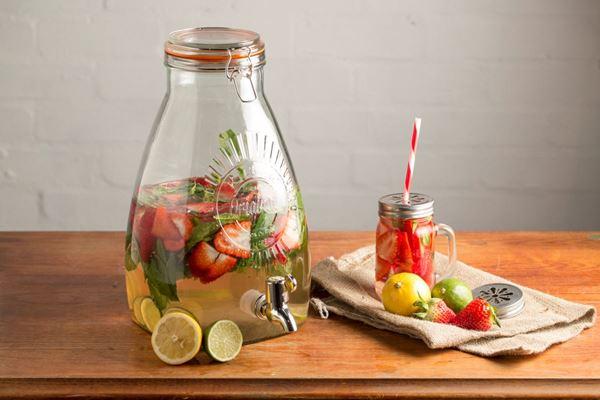 Imagens de Dispensador bebidas forma 8 litros