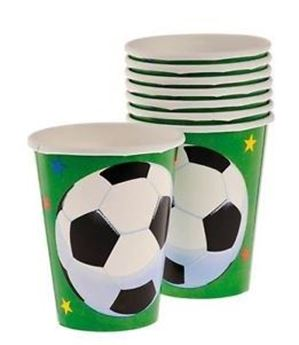 Picture of Vasos fútbol (8)