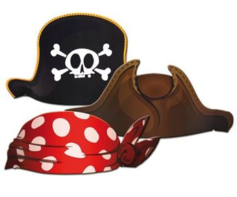 Picture of Gorros pirata infantil (6)