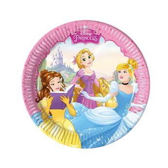 Imagen de Platos Princesas Disney pequeños (8)