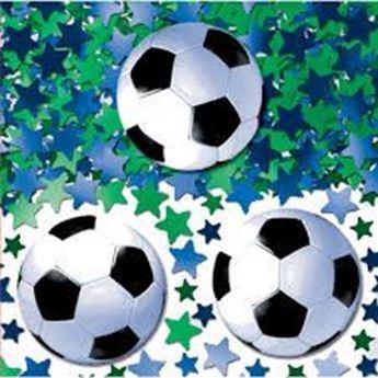 Imagen de Confeti fútbol (14gr)