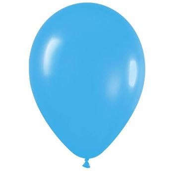 Picture of Globos Azul R9 Medianos (50)