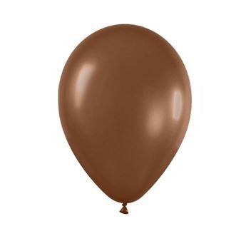 Picture of Globos chocolate pequeños (100)