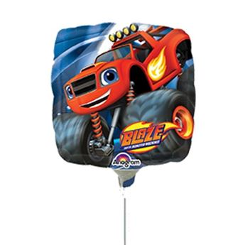 Picture of Globo Blaze y los Monster Machines palito
