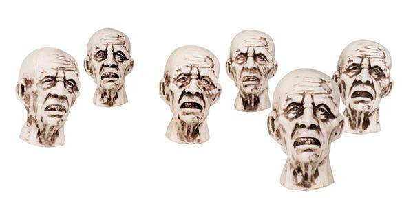 Imagens de Cabezas zombie (6)
