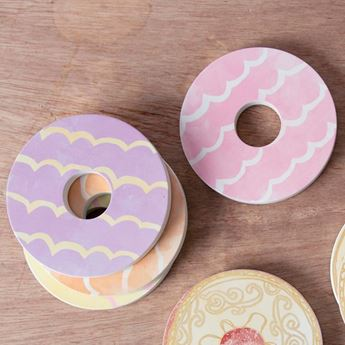 Picture of Posavasos donuts (4)