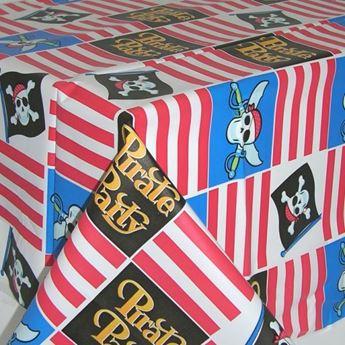 Imagen de Mantel Fiesta Piratas