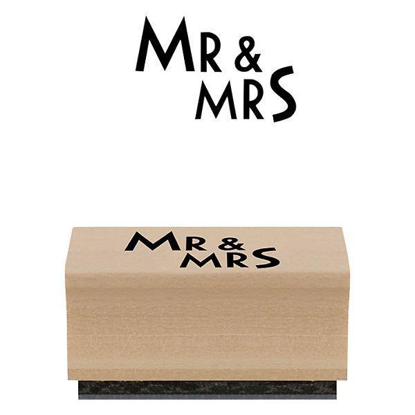 Picture of Sello Mr & Mrs