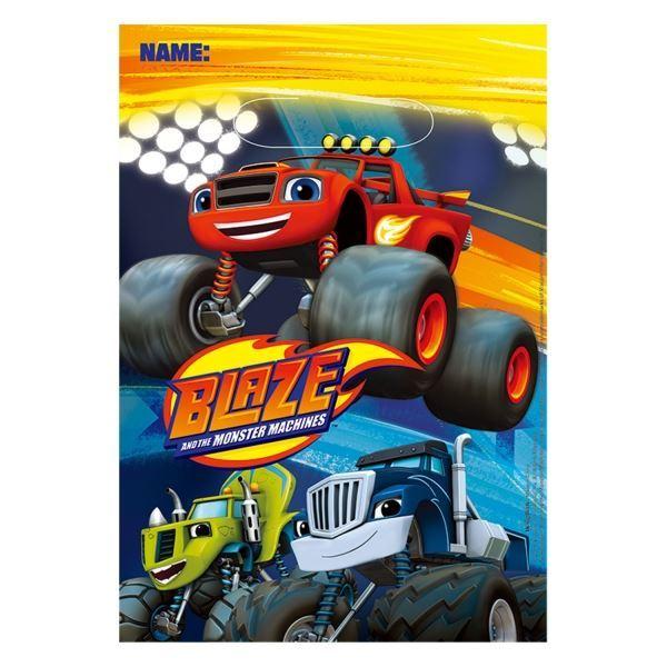 Picture of Bolsas Blaze y los Monster Machines (8)