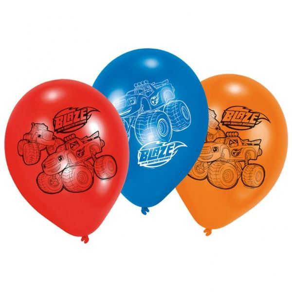 Picture of Globos Blaze y los Monster Machines (6)