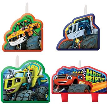 Picture of Velas Blaze y los Monster Machines (4)