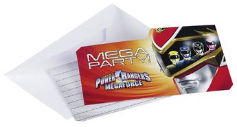 Picture of Invitaciones power rangers (6)