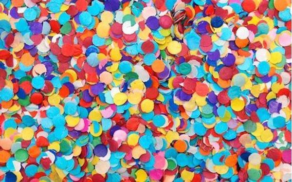 Picture of Confeti colores papel (100gr)