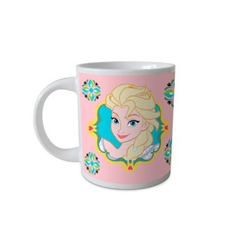 Imagen de Taza Frozen Elsa cerámica