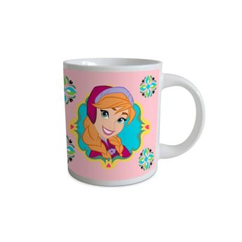 Picture of Taza Frozen Anna cerámica