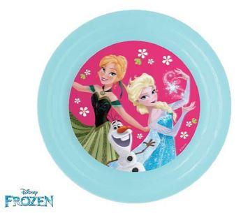 Picture of Plato Frozen plástico especial