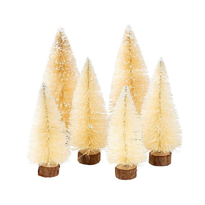 Comprar decorados rbol de navidad invierno 6 online al - Comprar arboles de navidad decorados ...