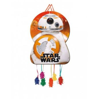 Picture of Piñata Star Wars BB8 grande