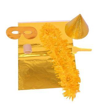 Imagens de Cotillón dorado