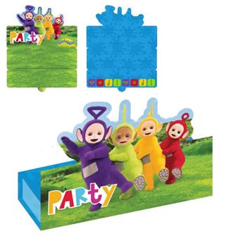 Picture of Invitaciones Teletubbies (8)