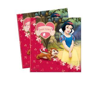Picture of Servilletas Blancanieves Disney (20)