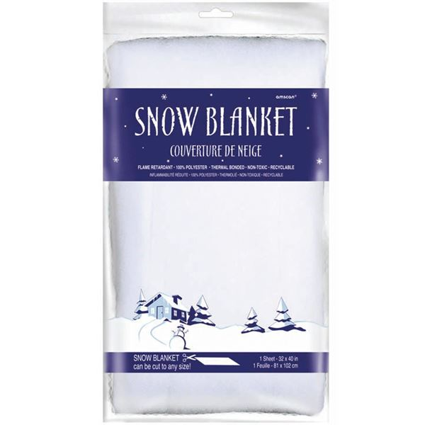 Imagen de Manto de nieve artificial