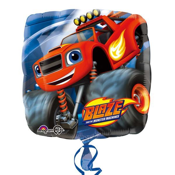 Picture of Globo Blaze y los Monster Machines