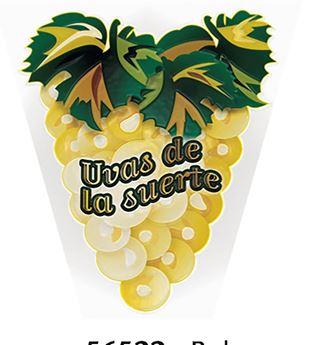 Imagen de Bolsa uvas de la suerte