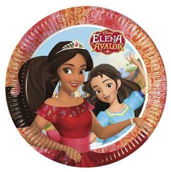 Picture of Platos Elena de Avalor grandes (8)