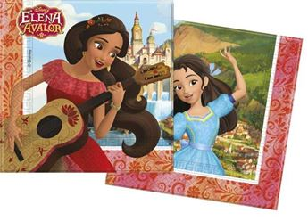 Picture of Servilletas Elena de Avalor (20)