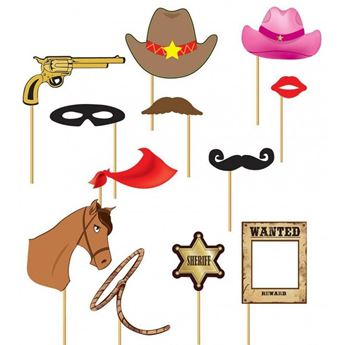 Picture of Accesorios photocall palito vaqueros (12)