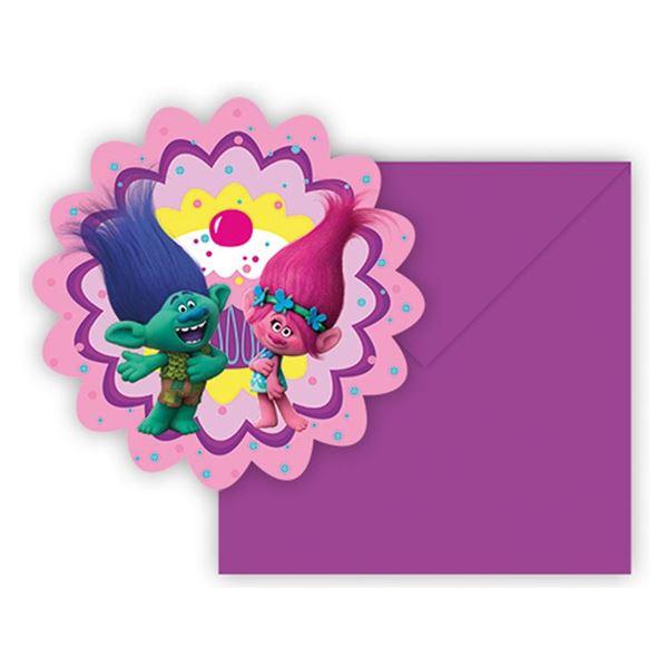 Imagens de Invitaciones Trolls (6)