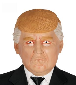 Picture of Máscara Donald Trump látex